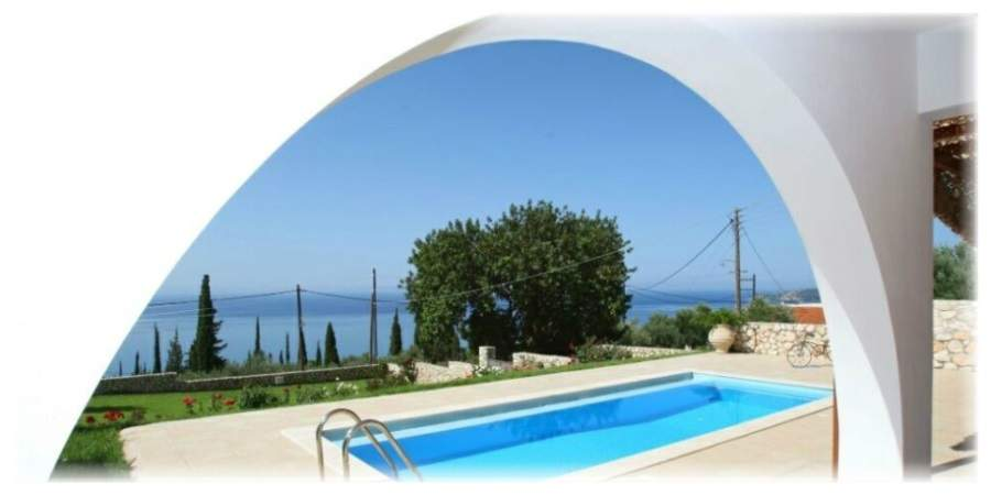 2 people villa sea view from private pool image