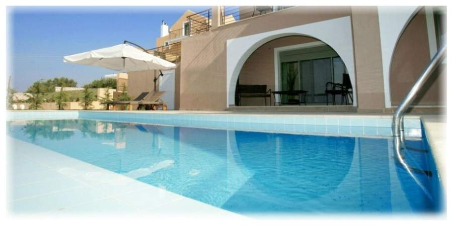 2 people villa with private pool image